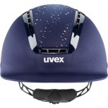 Uvex Reithelm Suxxeed DIAMOND blau