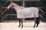 Kentucky Fleece Rug Heavy grey